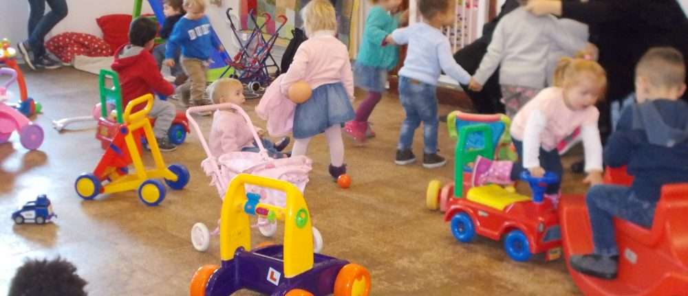 First Steps – Toddler Group